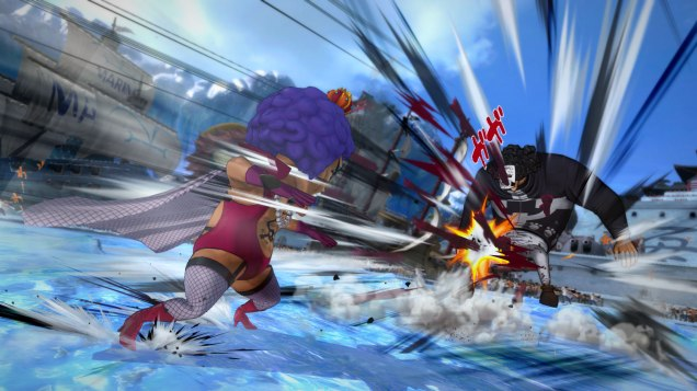 Bandai Namco Unveil New One Piece: Burning Blood Trailer and Screens 9