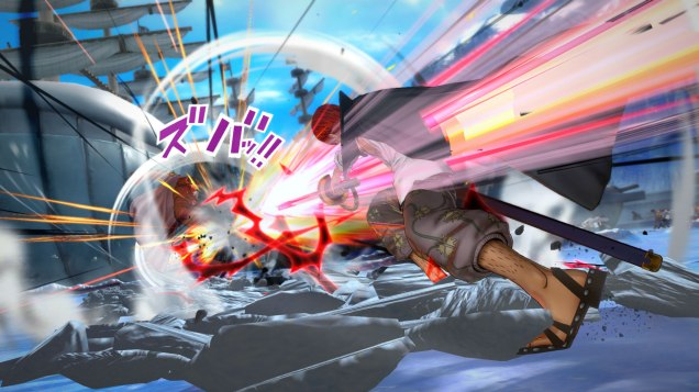 Bandai Namco Unveil New One Piece: Burning Blood Trailer and Screens 11