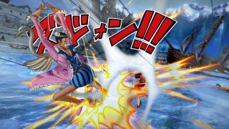 Bandai Namco Unveil New One Piece: Burning Blood Trailer and Screens 2