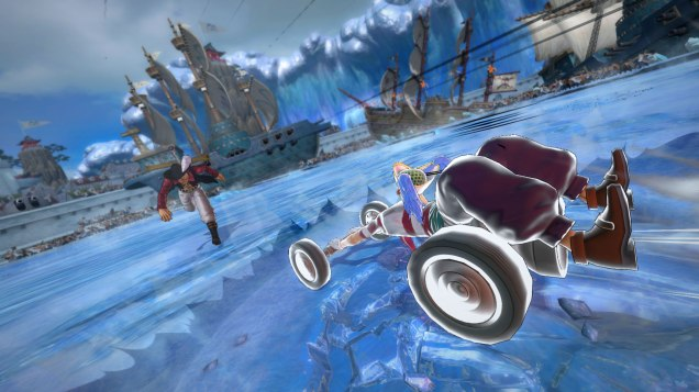 Bandai Namco Unveil New One Piece: Burning Blood Trailer and Screens 4