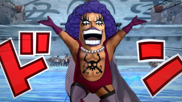 Bandai Namco Unveil New One Piece: Burning Blood Trailer and Screens 7