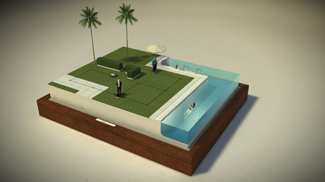 Hitman Go: Definitive Edition (PS4) Review 6