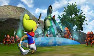Hyrule Warriors: Legends (3DS) Review 9