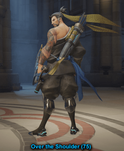 Overwatch community in outcry following character pose change 5