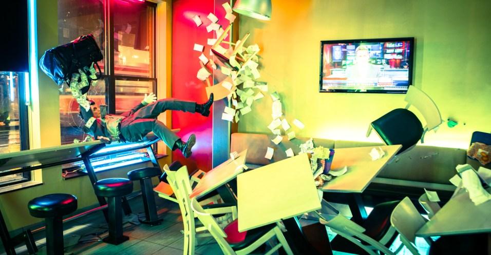 Explore the Break at Quantum Burger in Downtown Toronto 12