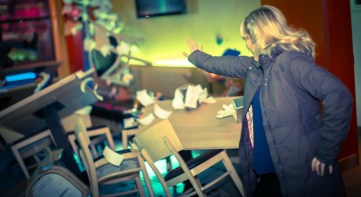 Explore the Break at Quantum Burger in Downtown Toronto 8