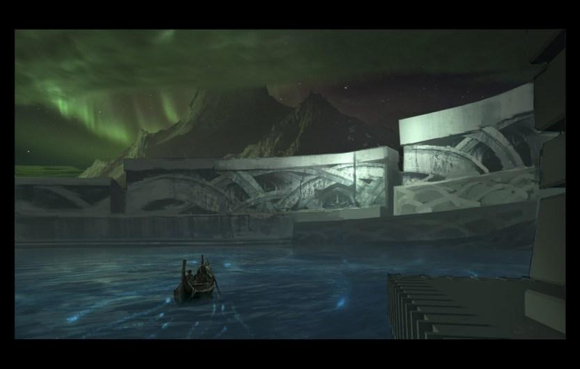 Possible God of War 4 concept art leaks 14