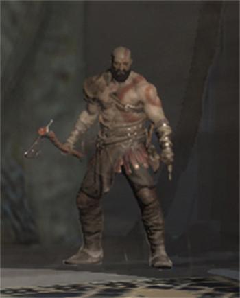Possible God of War 4 concept art leaks 2