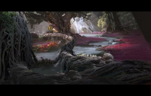 Possible God of War 4 concept art leaks 3