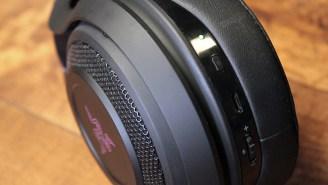 Razer Man 'O War Wireless Headset (Hardware) Review 8