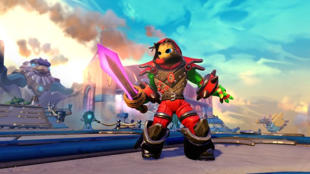 Create Your Own Hero with Skylanders Imaginators 4