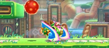Kirby: Planet Robobot (3DS) Review 8