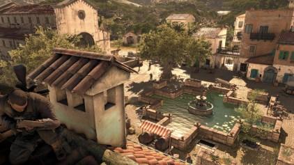 Sniper Elite 4: Rebellion Gave Brendan Pie 2
