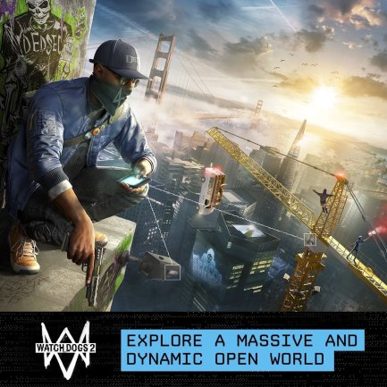 Ubisoft Premiere's Watch Dogs 2 Trailer And Information 1