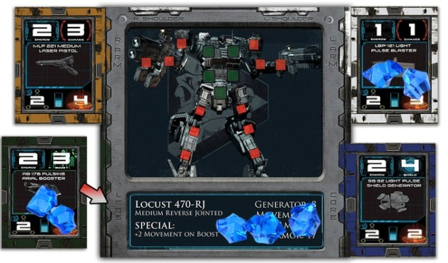 From Software Announces Kickstarter for New Board Game, Armored Core RTS 3