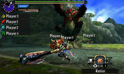 Monster Hunter Generations (3DS) Review 4