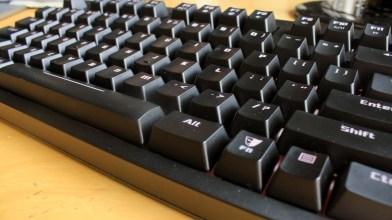 Tesoro Excalibur Spectrum (Keyboard) Review 2