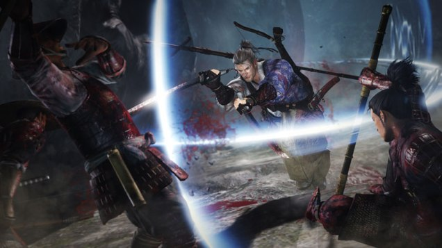 Nioh Preview: Shaping Up to be Brutally Difficult 3