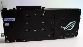 NVIDIA GeForce GTX 1080 STRIX (Hardware) Review 4