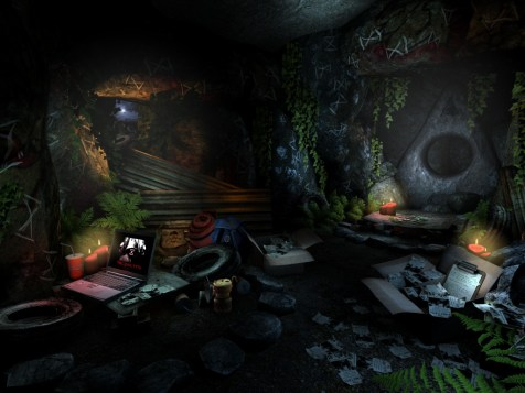 Barrow Hill: The Dark Path (PC) Review 3