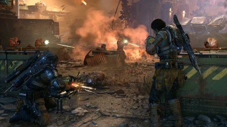 Gears of War 4 (Xbox One) Review 2