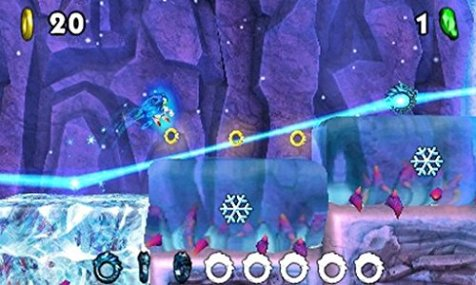 Sonic Boom: Fire and Ice (3DS) Review 6