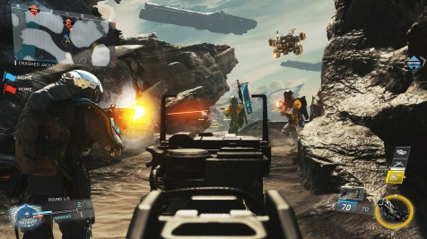 Call of Duty Infinite Warfare (PS4) Review 6