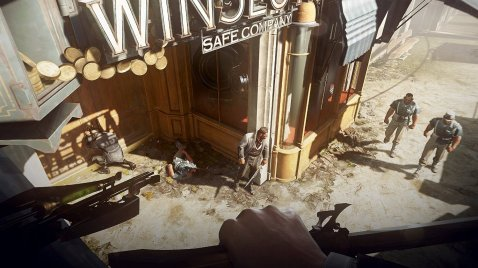 Dishonored 2 (PS4) Review 7