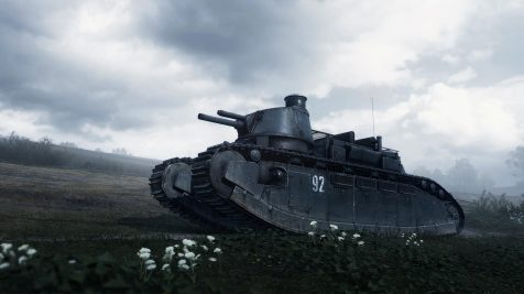Battlefield 1's Upcoming Expansion Introduces French Tank Warfare 4