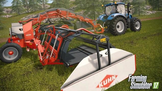 Farming Simulator 17 Recieves Kuhn Equipment Pack DLC 2