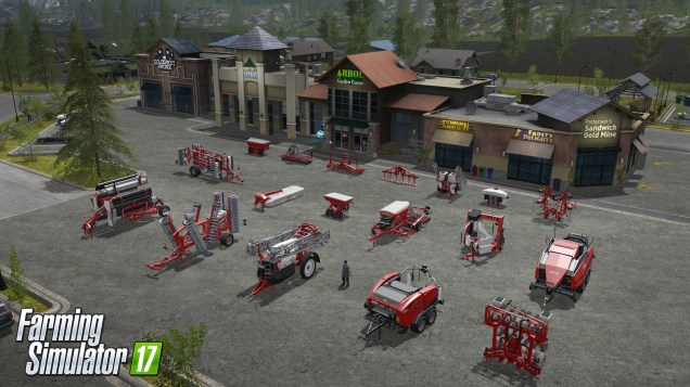 Farming Simulator 17 Recieves Kuhn Equipment Pack DLC 3