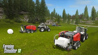Farming Simulator 17 Recieves Kuhn Equipment Pack DLC 4