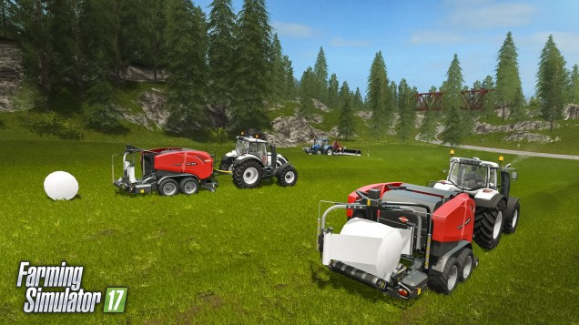 Farming Simulator 17 Recieves Kuhn Equipment Pack DLC 4