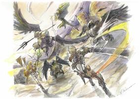 Square Enix Announces New Studio and RPG 1