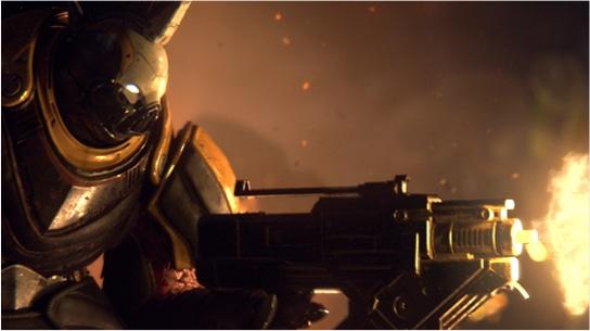 Destiny 2 Official Reveal Trailer Unveiled 4