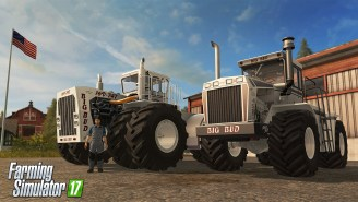 Farming Simulator 17 Recieving Big Bud DLC 2