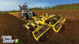 Farming Simulator 17 Recieving Big Bud DLC 3