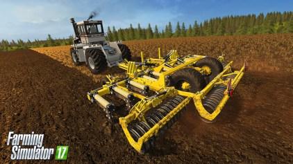 Farming Simulator 17 Recieving Big Bud DLC 3