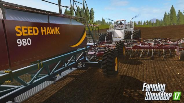 Farming Simulator 17 Recieving Big Bud DLC 4