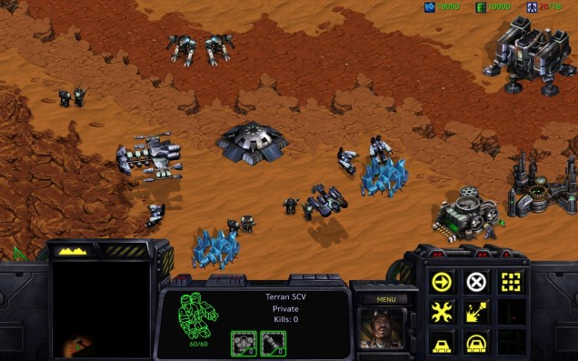 Starcraft is Being Remastered in Glorious 4K