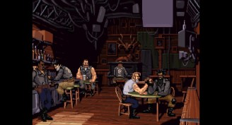 Full Throttle Remastered - Lacking Life 3