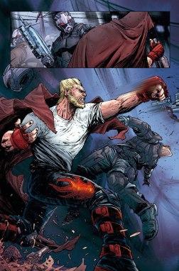 Tekken Issue #1 Receives an Extended Art Preview 1