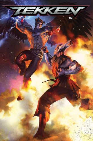 Tekken Issue #1 Receives an Extended Art Preview 8