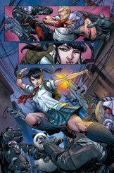 Tekken Issue #1 Receives an Extended Art Preview