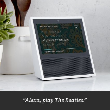 Amazon Unviels New Speaker, Amazon Echo Show 4