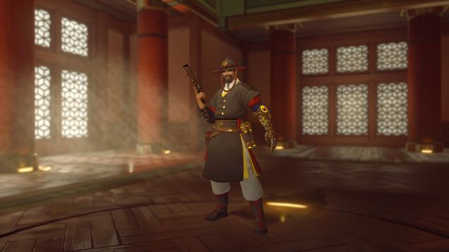 Overwatch Lunar New Year Event Launches Today
