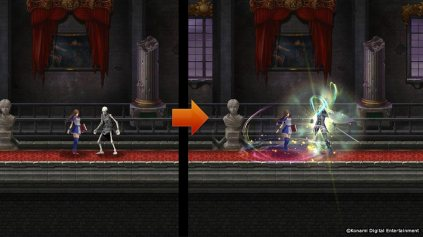 Konami Announces Castlevania: Grimoire Of Souls With Japanese Beta 2