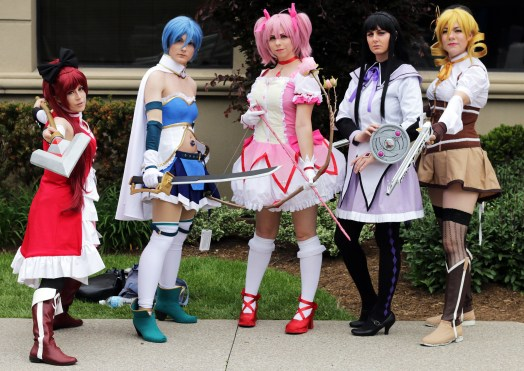 The Cosplay of Anime North 2018 21