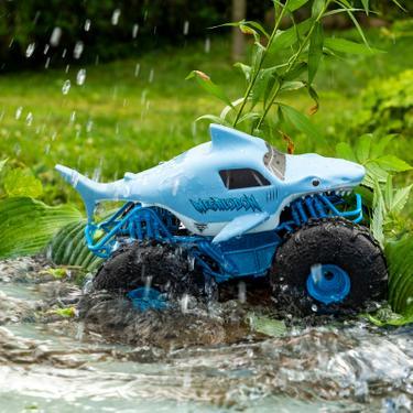 Spin Master Monster Jam Megalodon Storm RC Car