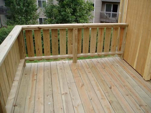 Beautiful alternative deck railing ideas to get your deck into tip-top shape